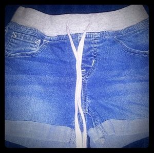 Girls Jean Shorts